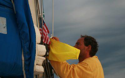 Traversée Great Abaco (Bahamas) – Beaufort NC (USA)