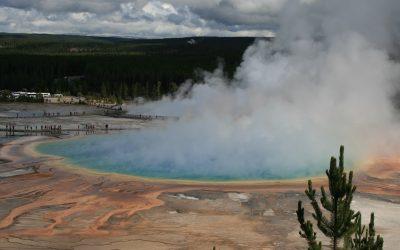 Rattrapés par l'hiver… Dans la magie de Yellowstone