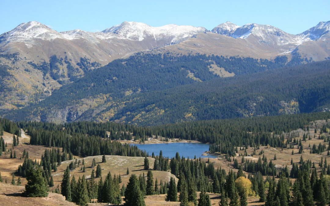 Petit aperçu des Rocheuses… Bienvenue dans le Colorado !