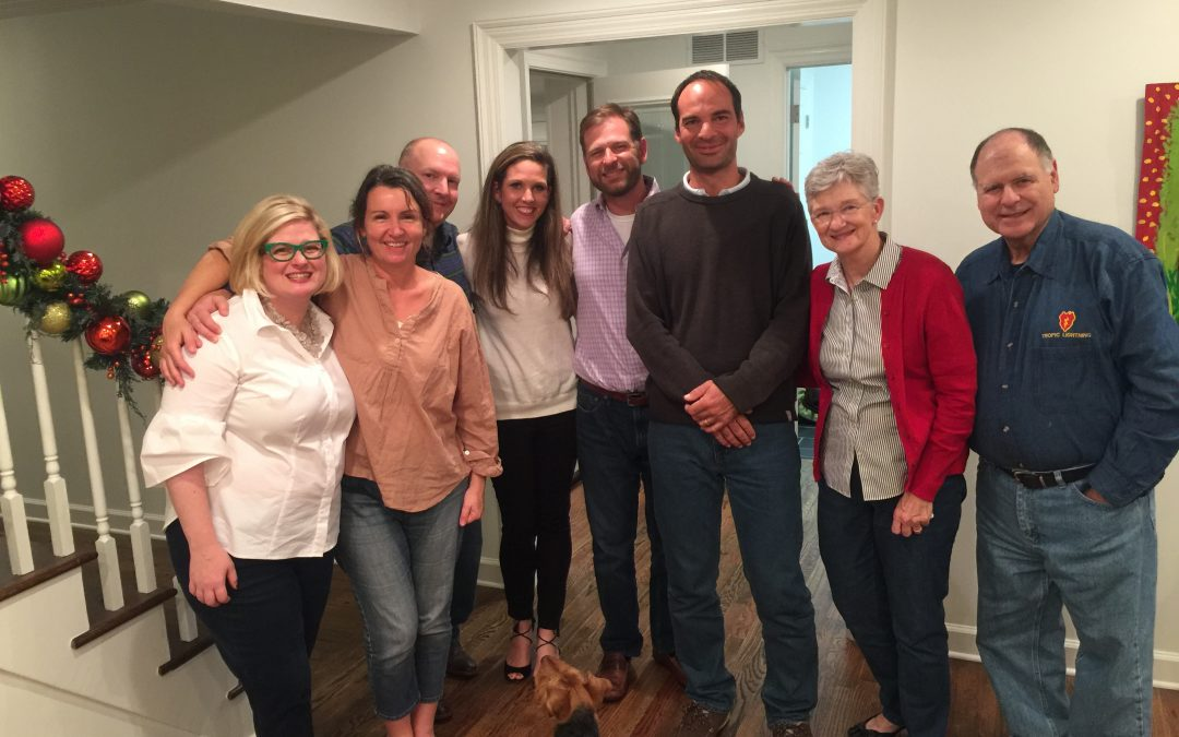 On a tous en nous quelque chose de Tennessee… Thanksgiving en famille